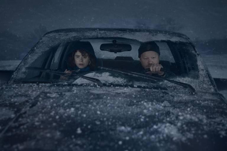 Cena de 'Estou Pensando em Acabar com Tudo', novo filme de Charlie Kaufman