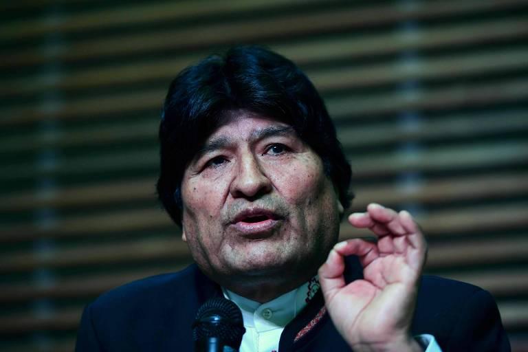 Corte ratifica veto a Evo Morales em disputa por vaga no Senado