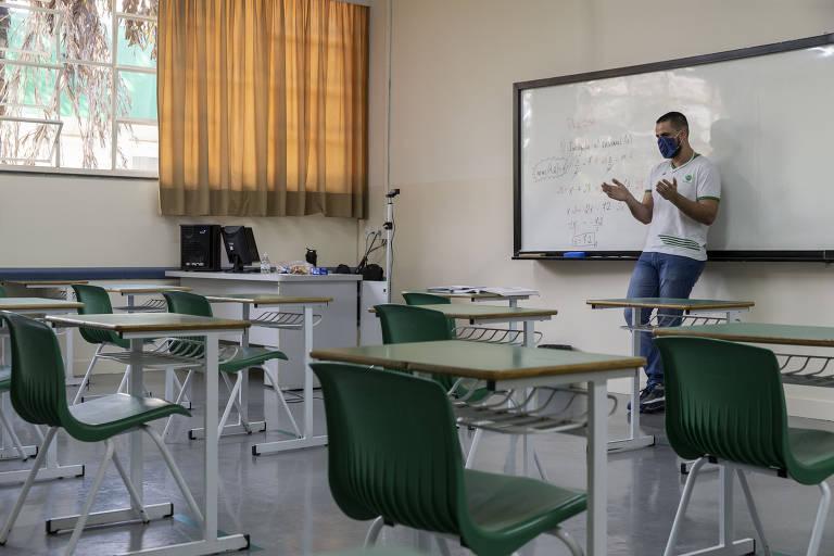 Escolas particulares voltam às aulas em Sorocaba
