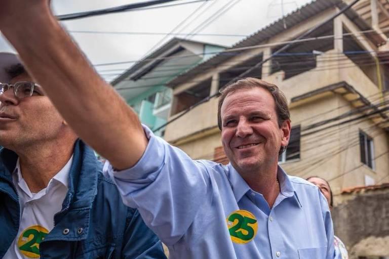 Candidato, Eduardo Paes vira réu e é alvo de buscas por suspeitas de corrupção no Rio