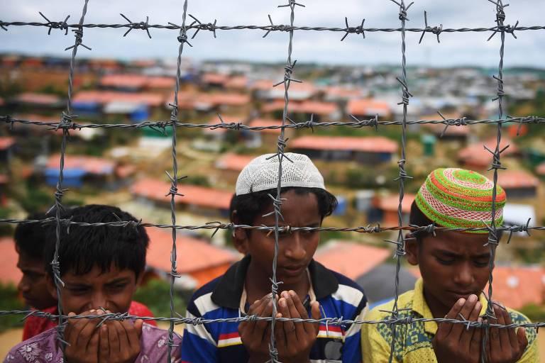 Soldados de Mianmar confessam limpeza étnica de rohingyas, diz NYT