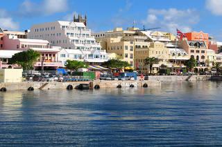 Waterfront Hamilton Bermuda