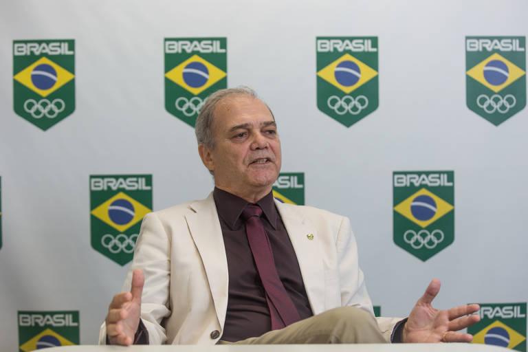 Presidentes do Comitê Olímpico do Brasil