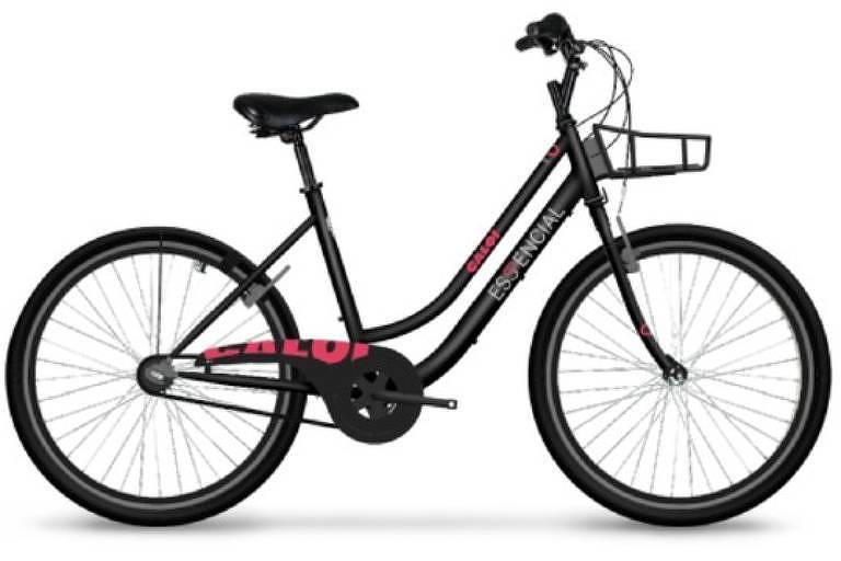 Magalu e Caloi se unem e lançam bicicleta com melhor custo-benefício do país. Todo o lucro das vendas da Caloi Essencial será revertido a causas sociais