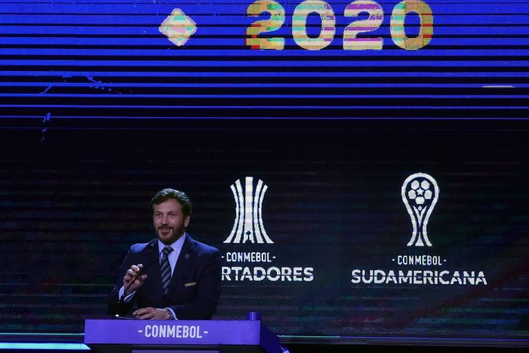 Ainda em dúvida sobre aquisição da Libertadores, SBT procura patrocínio