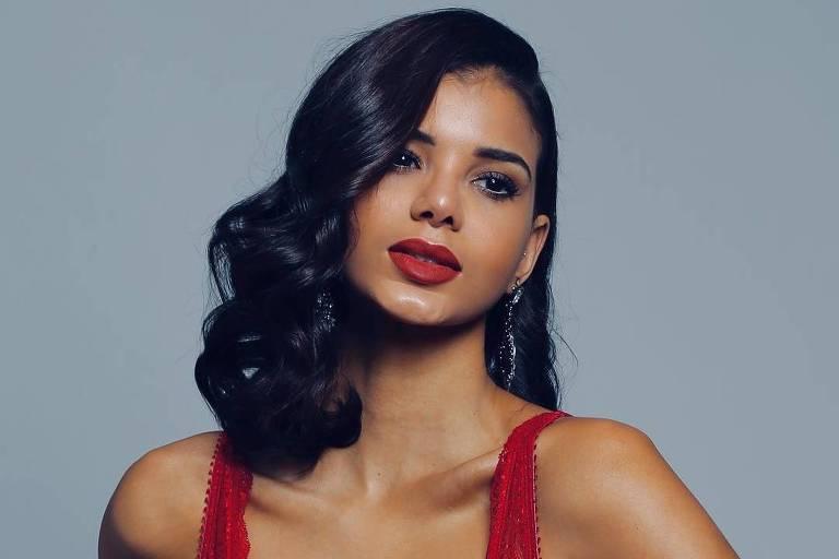 Jakelyne Oliveira, modelo e Miss Brasil 2013