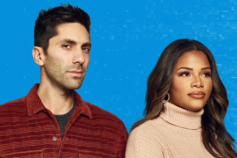 Em esquema home office, Nev Schulman e sua parceria Kamie Crawford estão de volta para desvendar novos casos na MTV