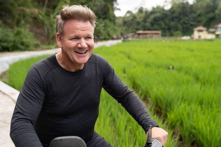 Gordon Ramsay embarca em uma nova jornada cheia de sabores na segunda temporada de 'Sabores Extremos com Gordon Ramsay'