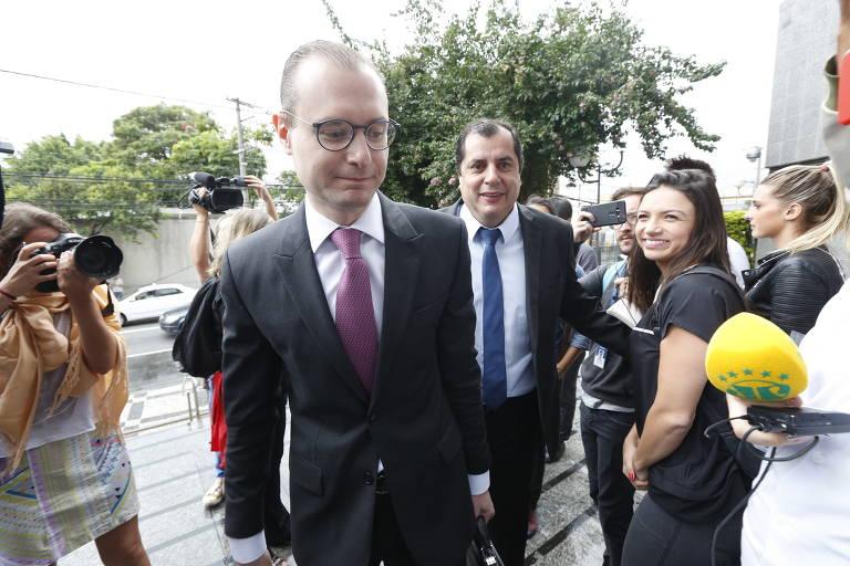 Este é Cristiano Zanin, advogado de Lula