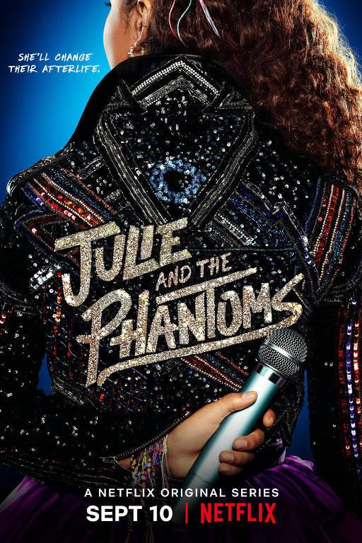 Imagens da série 'Julie and the Phantoms'