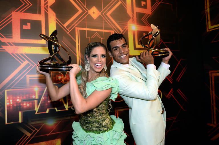 Marcello Melo Jr. se consagrou o o vencedor da Dança dos Famosos em 2014