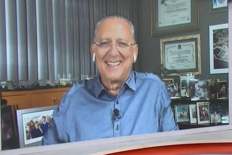 Galvão Bueno, locutor e apresentador