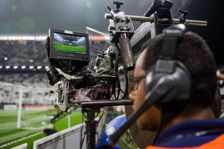 Transmissão da partida do Corinthians contra o Independiente Santa Fe, pela Libertadores de 2016