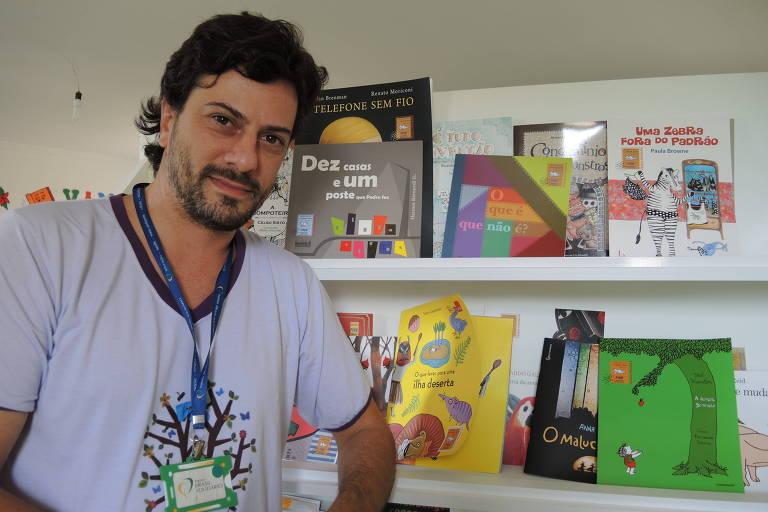 Luis Salvatore, diretor-presidente e fundador do Instituto Brasil Solidário