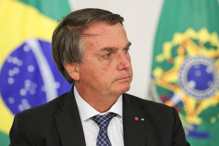 Presidente Jair Bolsonaro em reunião com Marcelo Magalhães, Secretário Especial do Esporte do Ministério da Cidadania