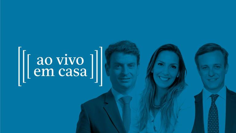 AO VIVO em casa com Juliana Loss, Renato Cury, presidente da AASP e Ricardo Quass Duarte no dia 14.set.2020