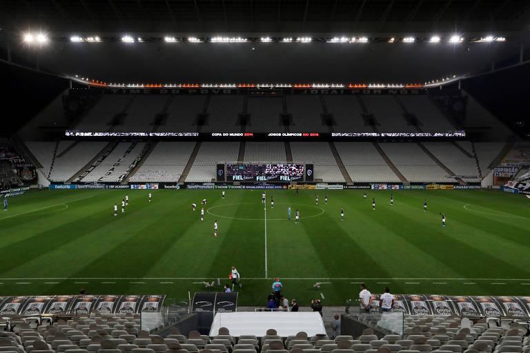 Na última quinta-feira (10), o Corinthians perdeu, em casa, por 2 a 0 para o Palmeiras