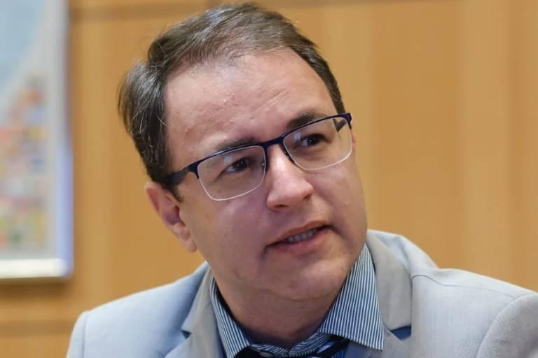 Maurício Noblat Waissman, secretário nacional de Desenvolvimento Cultural da Secretaria Especial da Cultura