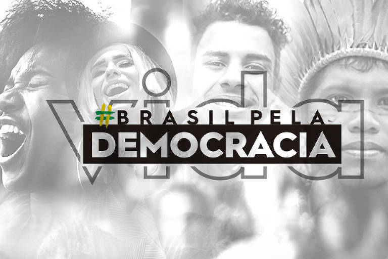 Lançada no final de junho, campanha Brasil pela Democracia reúne 80 entidades e tem coordenado ações online e offline em todo o país