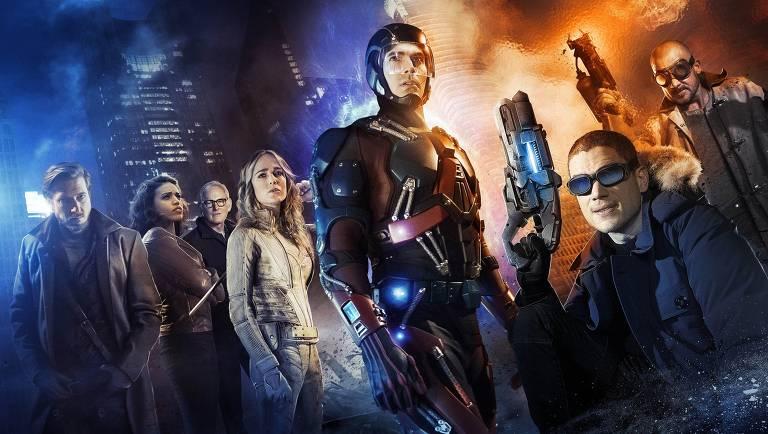 Série  DC's Legends Of Tomorrow