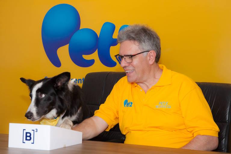Cão toca o sino e Petz estreia na B3 com alta de quase 22%