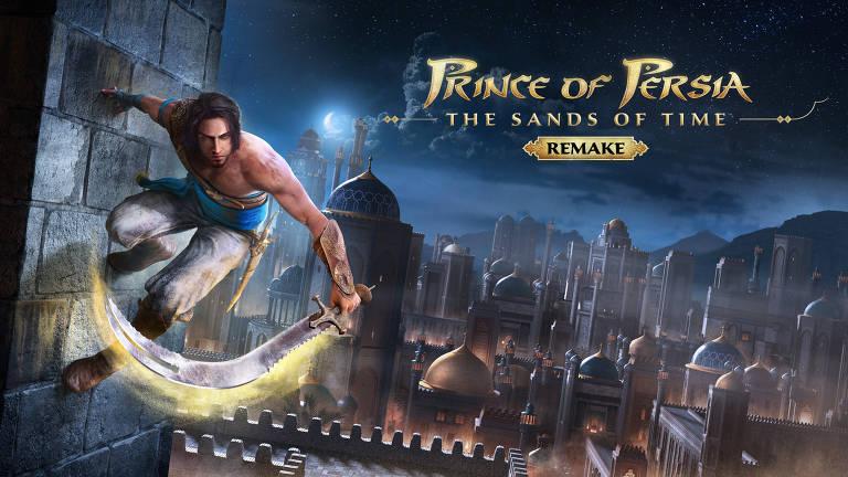 Retorno do Príncipe em Prince of Persia: Sands of Time Remake