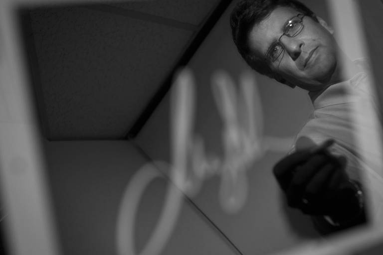 Marcos Nader, presidente da Comprova.com e vice-presidente da Docusign, empresas que fazem certificação digital