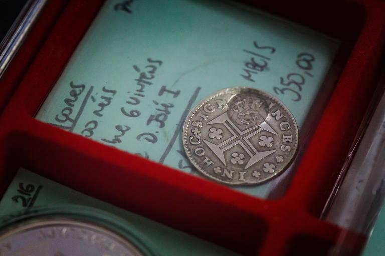 Colecionar notas e moedas ainda desperta curiosidade
