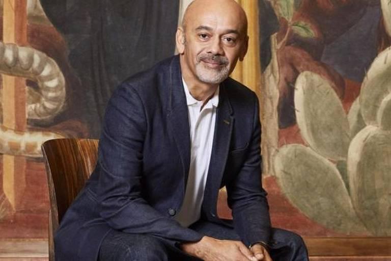 O trabalho do estilista é conhecido mundialmente e os 'Louboutins' se tornaram ícone de status