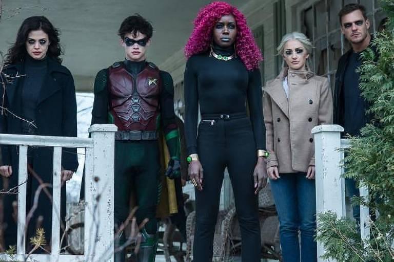 Aposta do DC Universe, 'Titãs' volta com Donna Troy em 3ª temporada