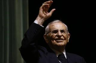 Evento homenageia dom Paulo Evaristo Arns, que completa 95 anos