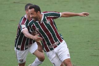 Brasileiro Championship - Fluminense v Corinthians