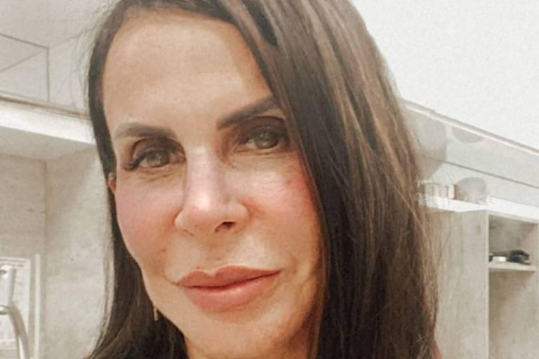 Gretchen rebate críticas sobre casamento: 'Boa de cama e dona do meu cartão de crédito'