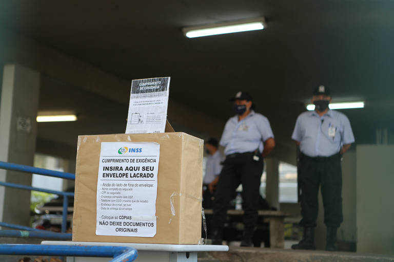 Agências do INSS permanecem fechadas em SP e segurados ficam sem atendimento