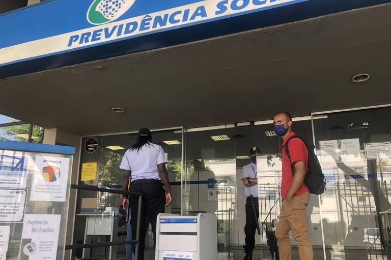 Com agências do INSS fechadas, segurados ficam sem atendimento