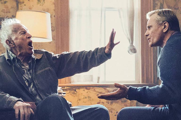"""Cena do filme """"Falling"""", de Viggo Mortensen"""