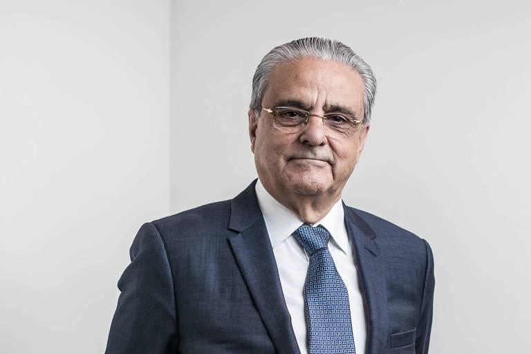 Robson Braga de Andrade, presidente da CNI (Confederação Nacional da Indústria)