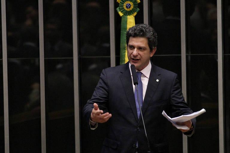O deputado federal Rogério Carvalho (PT-SE)