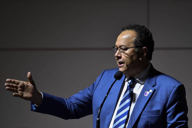 Silas Câmara, líder da bancada evangélica na Câmara