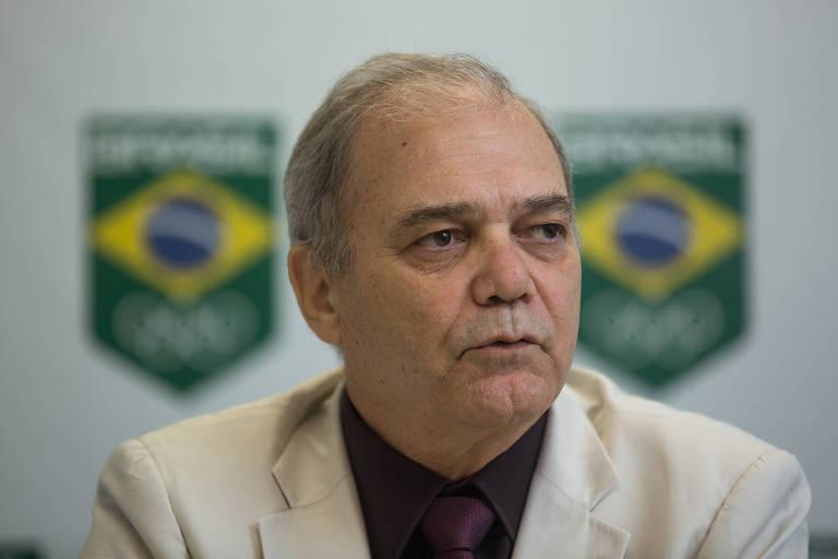 Paulo Wanderley Teixeira, presidente do COB