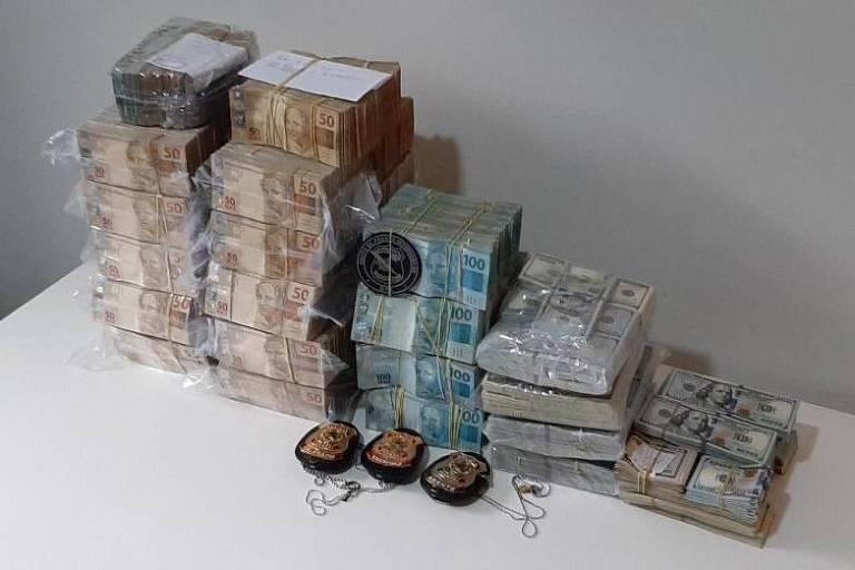 dinheiro PCC