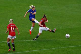 Women's Super League - Manchester United v Chelsea
