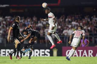 Copa Libertadores - Group D - Sao Paulo v Liga de Quito