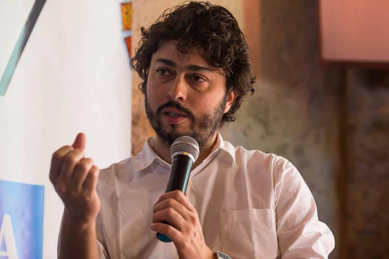 Paulo Werneck, editor da revista Quatro Cinco Um