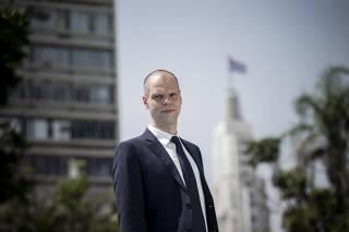 Retrato do prefeito de São Paulo, Bruno Covas