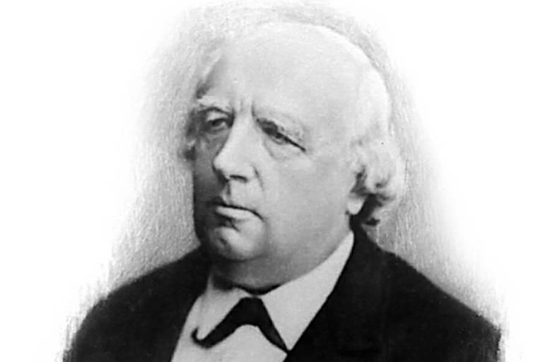 O matemático Karl Weierstrass