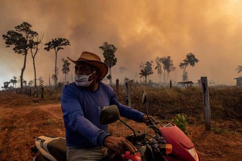 Governo diz que fracasso do acordo UE-Mercosul vai aumentar devastação da Amazônia