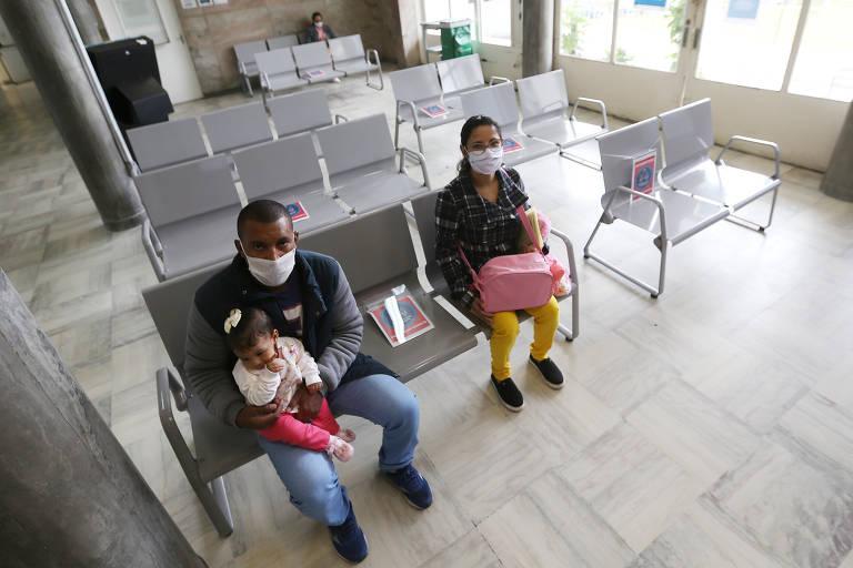 Atendimento em prontos-socorros infantis de São Paulo cai na pandemia