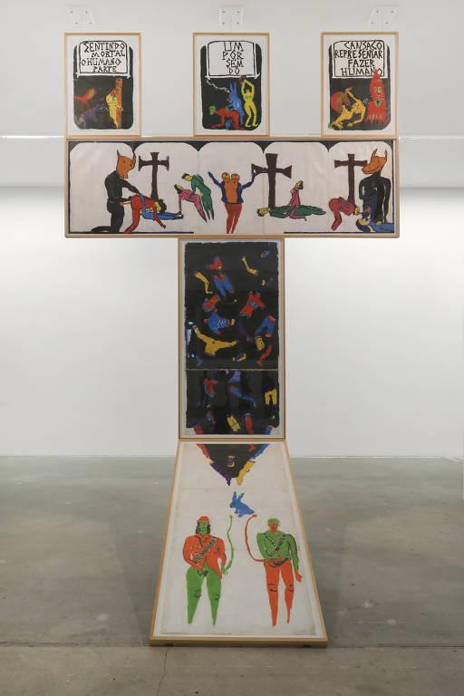 Veja obras da 11ª edição da Bienal de Berlim