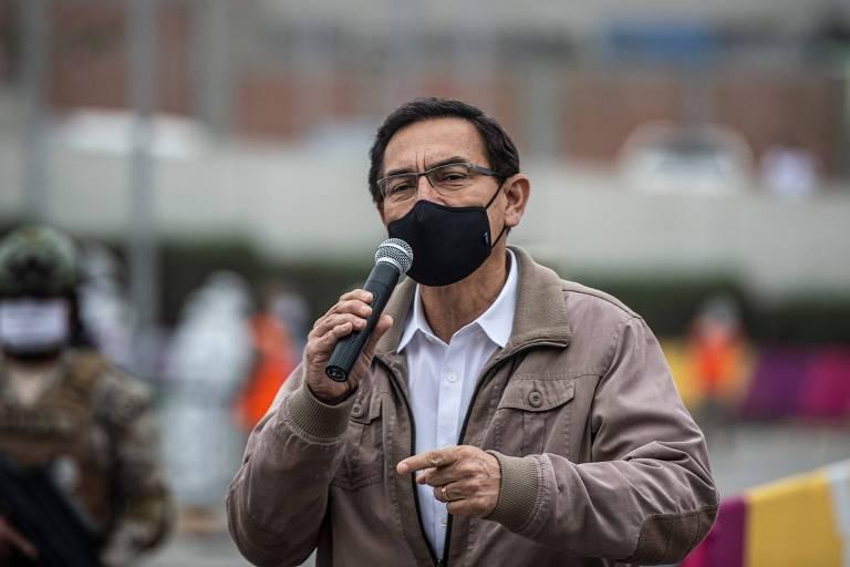 Tribunal Constitucional do Peru rejeita suspensão de processo de impeachment